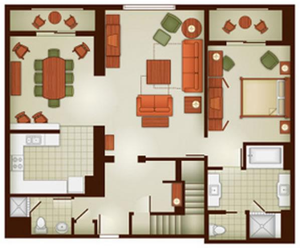 grand-californian-villas grand-villa first-floor layout