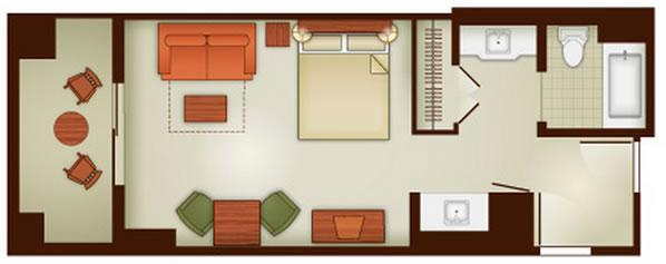 grand-californian-villas studio layout