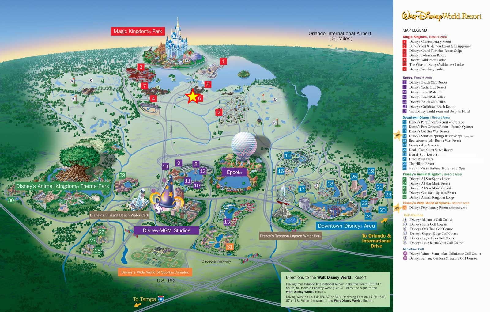the-villas-at-wilderness-lodge-location-map